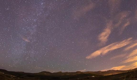 Astronomical activities in Tenerife